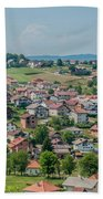 Velika Kladusa Bosnia  Bath Towel
