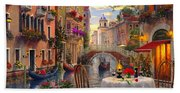 Venice Al Fresco Bath Towel