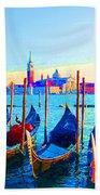 Venice Hues Bath Towel