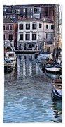 Venice Italy Iv Bath Towel