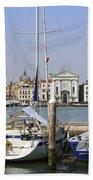 Venice Italy Bath Towel