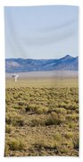 Very Large Array Bath Towel