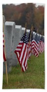 Veterans Day Bath Towel