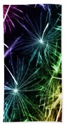 Vibrant Wishes Hand Towel