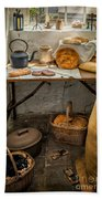 Victorian Bakers Bath Towel