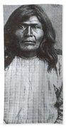Victorio (1825-1880) Bath Towel