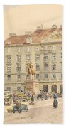 Vienna 1913 Bath Towel