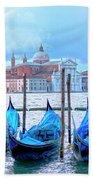 View To San Giorgio Maggiore Bath Towel