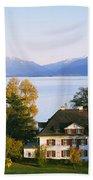 Villa At The Waterfront, Lake Zurich Bath Towel
