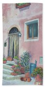 Villa In Il Borro Tuscany Bath Towel