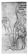 Villard De Honnecourt (c1225-1250) Hand Towel