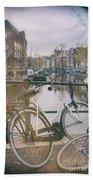 Vintage Amsterdam Bath Towel