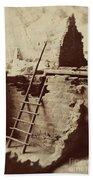 Vintage Cliff Dwelling Bath Towel