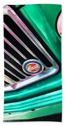 Vintage Jeep - J3000 Gladiator By Sharon Cummings Bath Towel