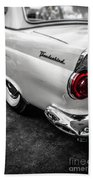 Vintage Ford Thunderbird Bath Towel