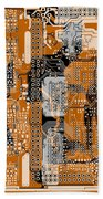 Vo96 Circuit 1 Bath Towel