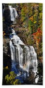 Voice Of Many Waters Bath Towel