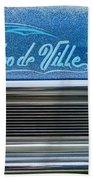 Voodoo De Ville Bath Towel