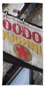Voodoo Doughnuts Bath Towel