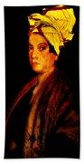 Voodoo Queen - Marie Laveau Bath Towel