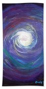 Vortex Of Love Bath Towel
