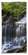 Wagner Falls Bath Towel