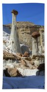 Wahweap Hoodoos Utah Bath Towel
