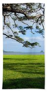 Waiahole Oahu Hawaii Bath Towel