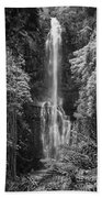 Wailua Falls 2 Bath Towel
