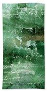 Walk In The Park Hand Towel by Linda Woods
