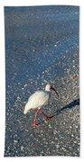 Walk Like An Ibis Bath Towel