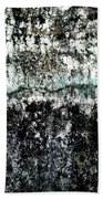 Wall Abstract 12  Bath Towel