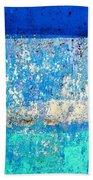 Wall Abstract 23 Bath Towel