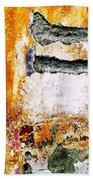 Wall Abstract 62 Bath Towel