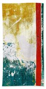 Wall Abstract 71 Bath Towel
