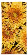 Warm And Sunny Yellows Golds And Oranges Bath Towel