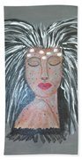 Warrior Woman #2 Bath Towel