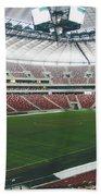 Warsaw Stadion Bath Towel