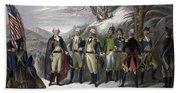 Washington & Generals Bath Towel