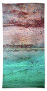 Water And Sky Bath Towel