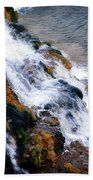 Water And Stone Bath Towel