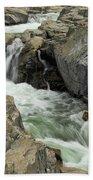 Water Canyon Bath Towel