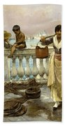 Water Carriers. Venice Bath Towel