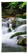 Water Fall 2 Bath Towel