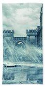 Water In The City Bath Towel