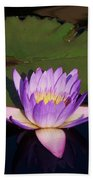 Water Lilies Monet Bath Towel