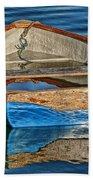 Water-logged Bath Towel