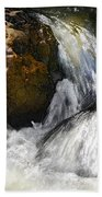 Water On The Rocks 2 Hand Towel