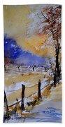 Watercolor 311017 Bath Towel