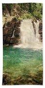 Waterfall Dreaming Bath Towel